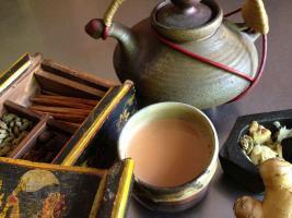 Egy kis ötórai chai tea