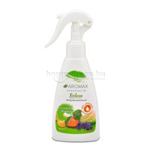 Aromax Relaxa Légfrissítő Spray, Levendula-Mandarin, 100 ml