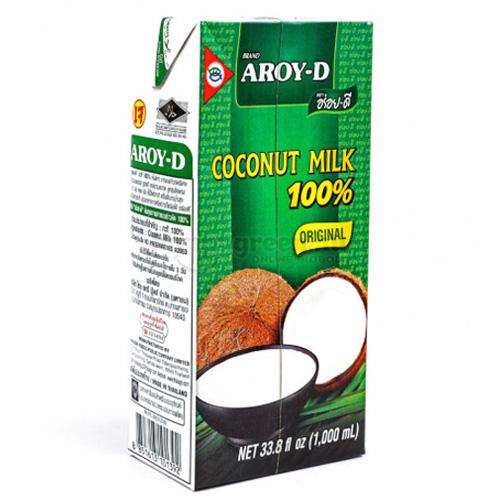 Aroy-D kókusztej 1000 ml