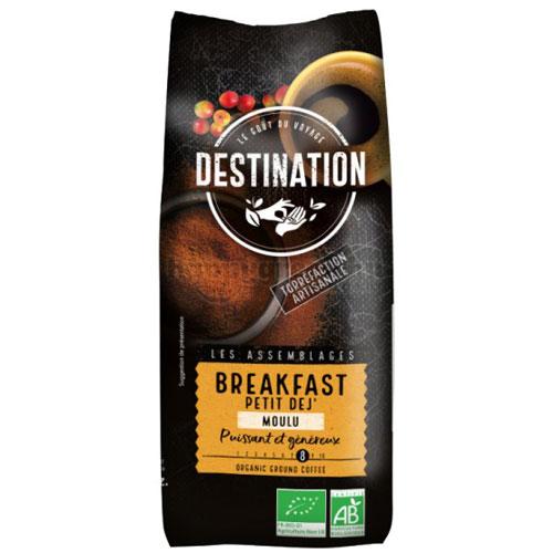 Destination Breakfast Petit Dej Bio Őrölt Kávé, 250 g