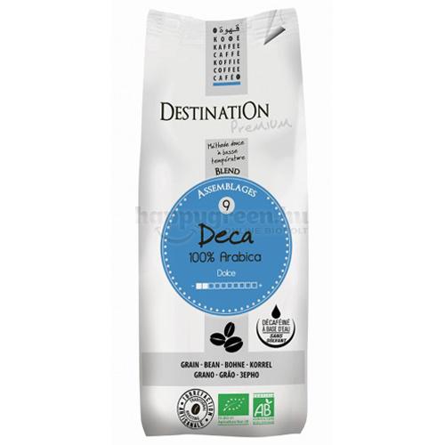 Destination Deca Bio Szemes Kávé, 250 g