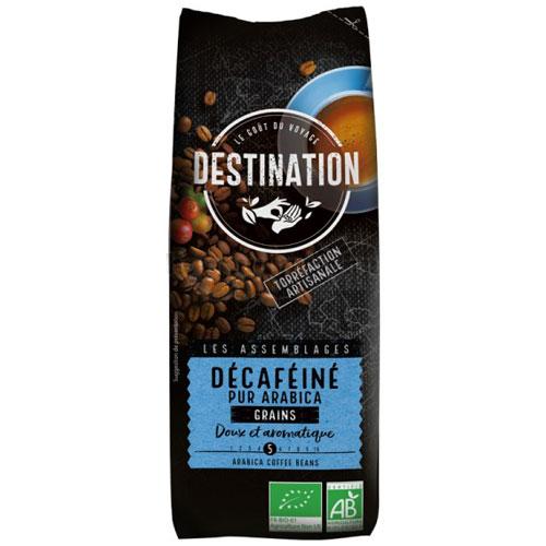 Destination Décaféiné Bio Szemes Koffeinmentes Kávé, 250 g