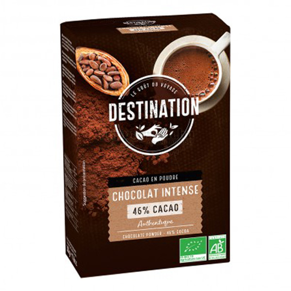Destination 46% Intense Choco Forró Csokoládé, 300 g