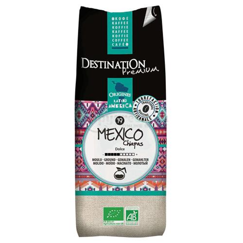 Destination Mexico Chiapas Bio Őrölt Filteres Kávé, 250 g
