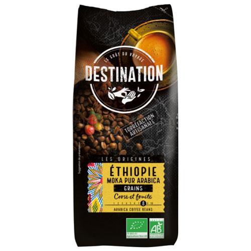 Destination Moka Ethiopia Bio Szemes Kávé, 1000 g