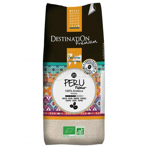 Destination Peru Paloma Bio Szemes Kávé, 1000 g