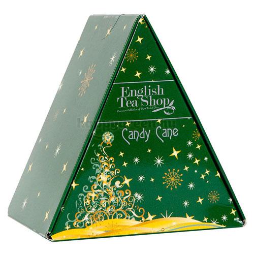 ETS 06 English Tea Shop Karácsonyi Piramis, Candy Cane