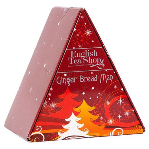 ETS 06 English Tea Shop Karácsonyi Piramis, Gingerbread Man
