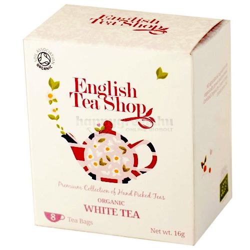 ETS 08 English Tea Shop Fehér Tea