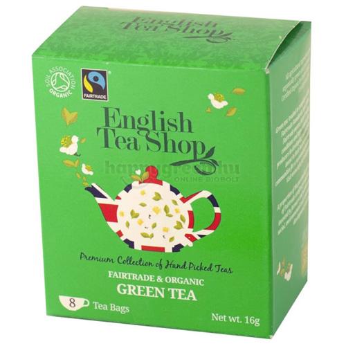 ETS 08 English Tea Shop Zöld Tea