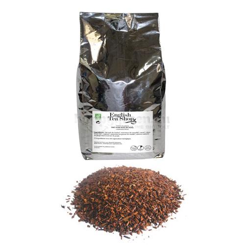 ETS 1000 g English Tea Shop Szálas Csokoládés Rooibos és Vanília Tea