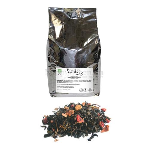 ETS 1000 g English Tea Shop Szálas Gránátalmás Zöld Tea