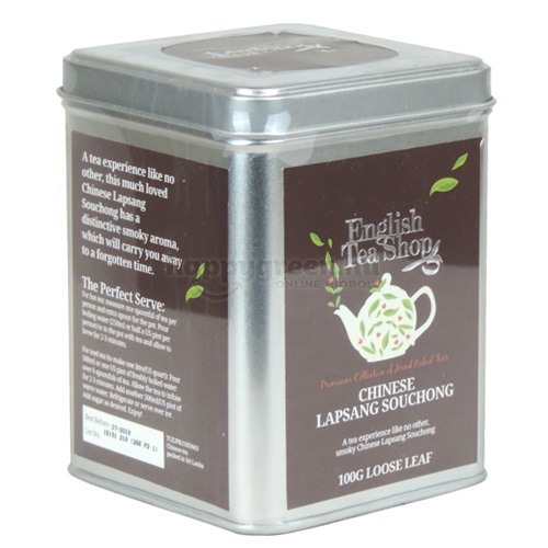 ETS 100 g English Tea Shop Szálas Kínai Lapsang Souchong Tea