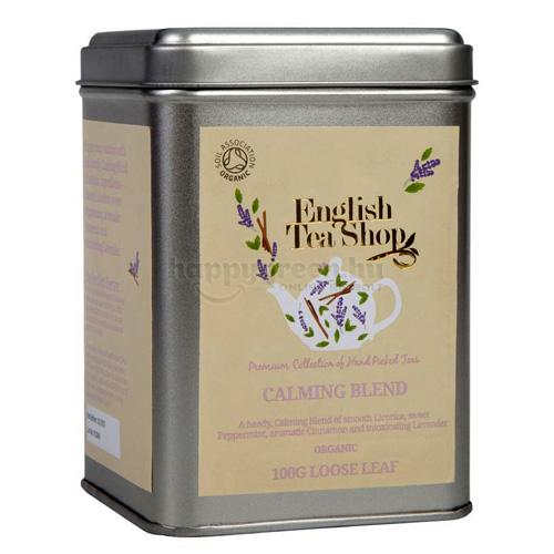 ETS 100 g English Tea Shop Szálas Nyugtató Teakeverék
