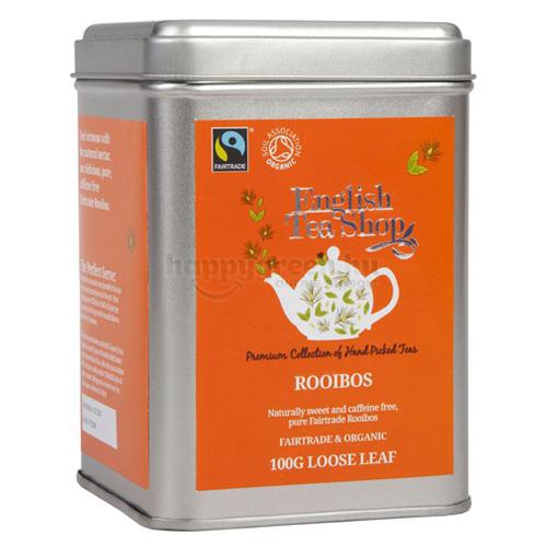 ETS 100 g English Tea Shop Szálas Rooibos Tea