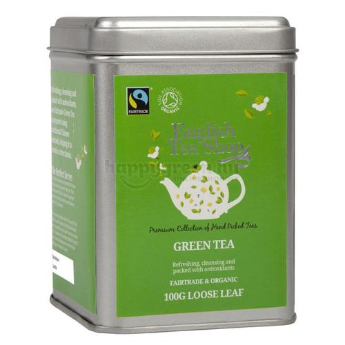 ETS 100 g English Tea Shop Szálas Zöld Tea