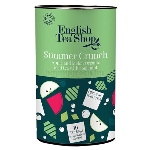 ETS 10 English Tea Shop Summer Crunch Jegestea