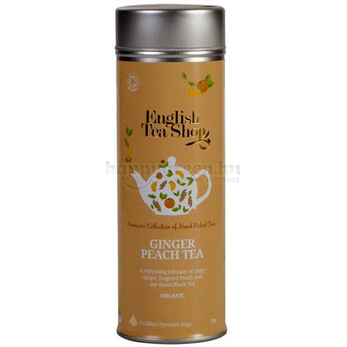 ETS 15 English Tea Shop Gyömbéres Baracktea
