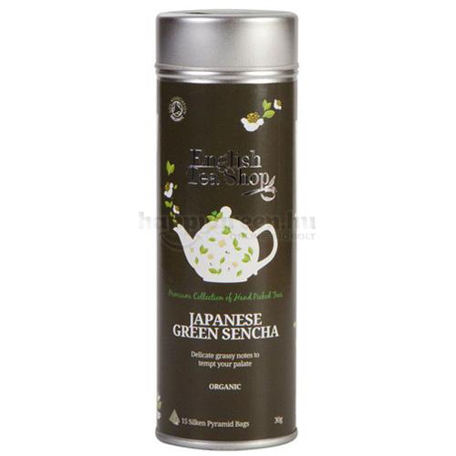 ETS 15 English Tea Shop Japán Zöld Sencha Tea