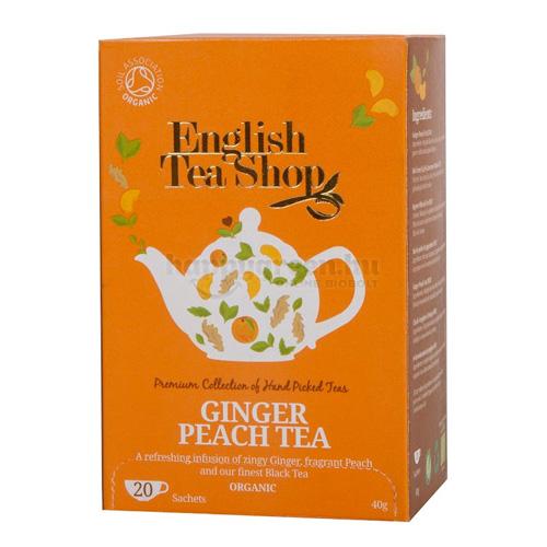 ETS 20 English Tea Shop Gyömbéres Baracktea