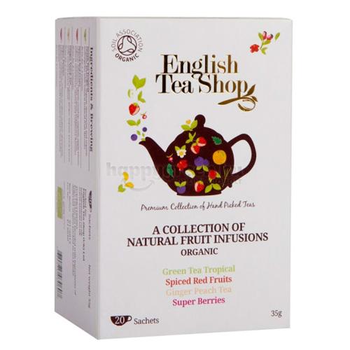 ETS 20 English Tea Shop Gyümölcsös Variáció Tea