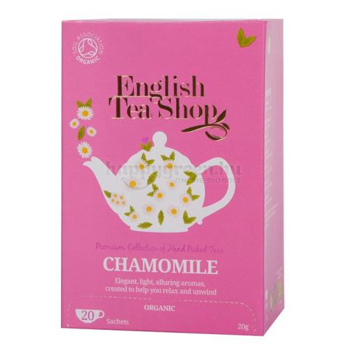 ETS 20 English Tea Shop Kamillatea