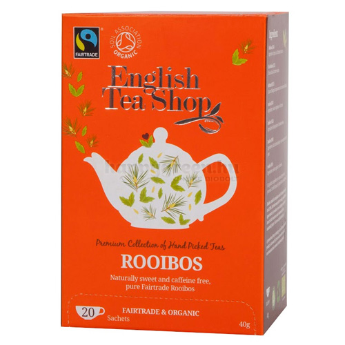 ETS 20 English Tea Shop Rooibos Tea