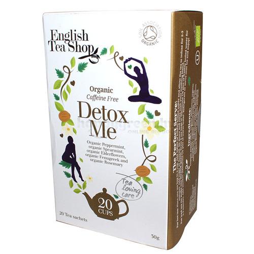 ETS 20 English Tea Shop Wellness Tea - Detox Me