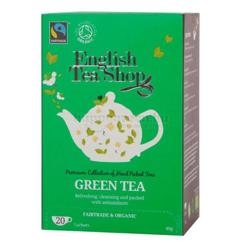 ETS 20 English Tea Shop Zöld Tea
