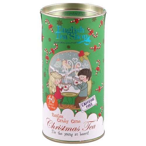 ETS 40 English Tea Shop Karácsonyi Tea, Candy Cane