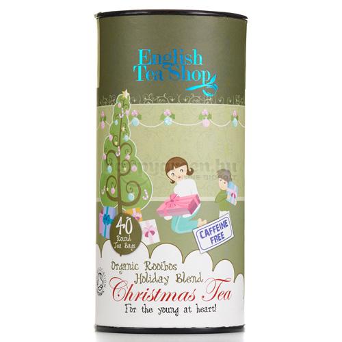 ETS 40 English Tea Shop Karácsonyi Tea, Holiday Blend