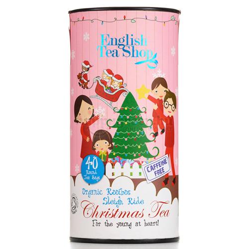 ETS 40 English Tea Shop Karácsonyi Tea, Sleigh Ride