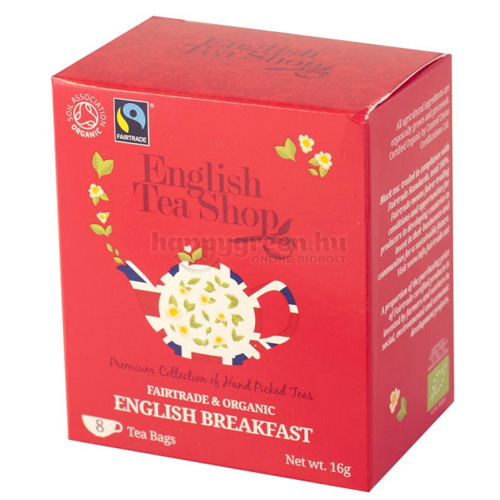 ETS 08 English Tea Shop English Breakfast Tea