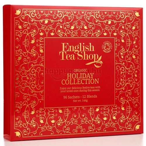 ETS 96 English Tea Shop Ünnepi Teaválogatás
