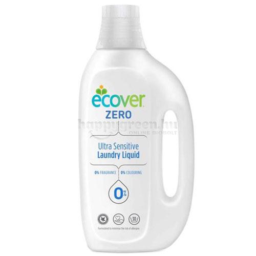 Ecover Folyékony Mosószer - Zero Sensitive, 1500 ml