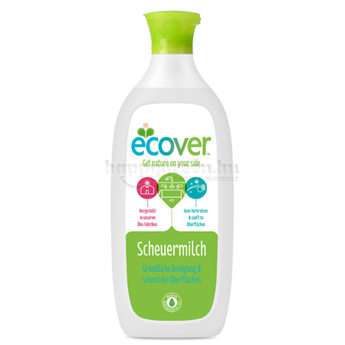 Ecover Folyékony Súrolószer, 500 ml