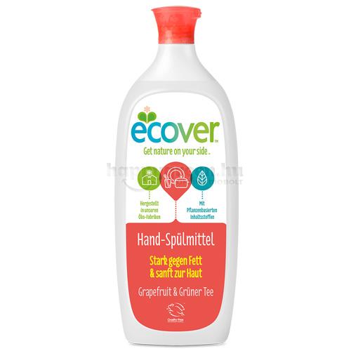 Ecover Kézi Mosogatószer, Grapefruit és Zöld Tea, 1000 ml