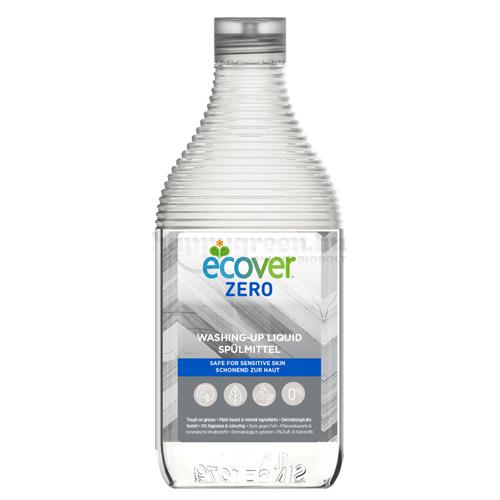 Ecover Kézi Mosogatószer - Zero Sensitive, 450 ml