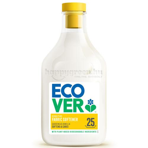 Ecover Textilöblítő, Gardénia-Vanília, 750 ml