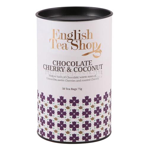 ETS 50 English Tea Shop Csokis Cseresznye és Kókusz Tea
