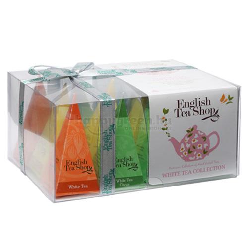 ETS 12 English Tea Shop Fehér Tea Válogatás
