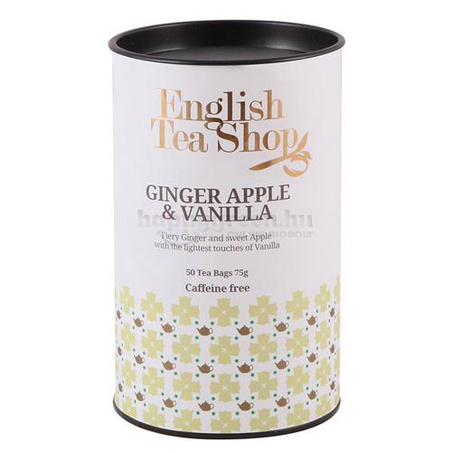 ETS 50 English Tea Shop Gyömbéres Alma és Vanília Tea