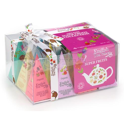 ETS 12 English Tea Shop Szupergyümölcs Teaválogatás
