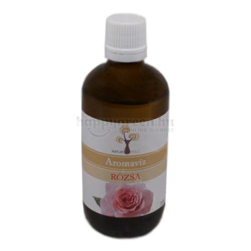 Naturpolc Rózsa Aromavíz, 100 ml