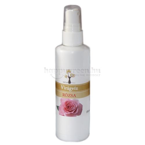 Naturpolc Rózsa Virágvíz Spray, 100 ml