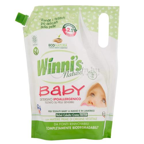Winni's Naturel Baby 2in1 Mosószer-koncentrátum, 800 ml