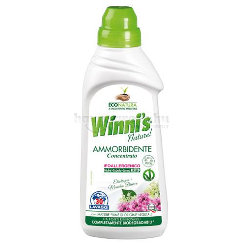 Winni's Öblítő-koncentrátum Vaníliavirág és Fehér Pézsma Illattal, 750 ml