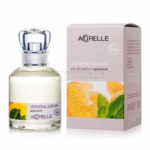 Acorelle Eau de Parfum Citrus Verbena, 50 ml