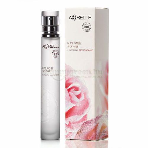 Acorelle Eau de Parfum R de Rose, 30 ml