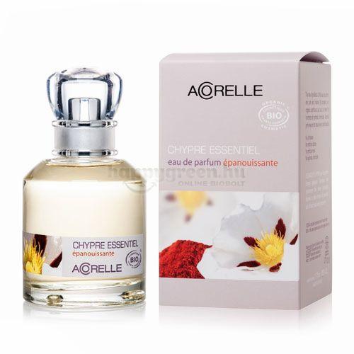 Acorelle Eau de Parfum Essence of Chypre, 50 ml